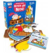 Quebra-cabeças 3D encaixe e monte Arca de Noé -  - sassy