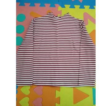 Blusa Listrada Olhinhos Zara - 3 anos - Zara