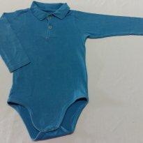 Body Marisol Azul - 3 anos - Marisol