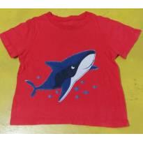 Camisa Tubarão Carter