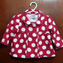 Casaco Bolas Hering - 9 a 12 meses - Hering Baby