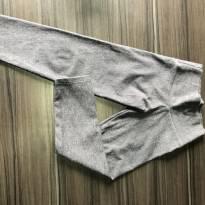 calça legging básica cinza - 4 anos - Sem marca