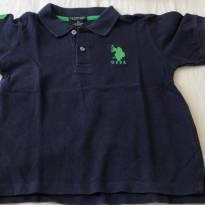 Camiseta polo US Polo 4T - 4 anos - US Polo Assn