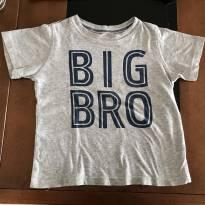 Camiseta Carters 4T - 4 anos - Carter`s