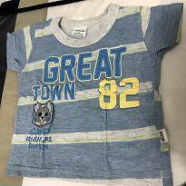 Camiseta Elian G - 9 a 12 meses - Elian