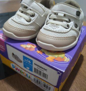 Sapato / Tênis Pimpolho 16 - 16 - Pimpolho