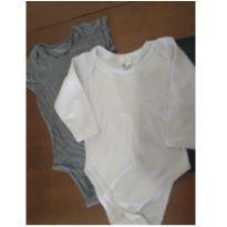 Kit 2 bodies - 18 meses - 18 a 24 meses - Diversas