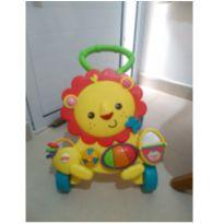 Andador leão Fischer price -  - Fisher Price