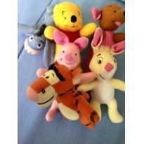 Coleção Ursino Puff - Todos personagens -  - Não informada
