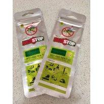 2 Pulseiras Repelentes - Anti mosquito - Importada - Atóxica - Sem faixa etaria - Well Yijing