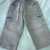 Calça Jeans - 2T - 2 anos - Byla & Boby