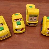 Cars Show - 13 peças - Sem faixa etaria - Dismat