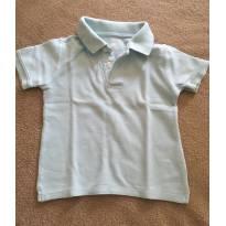 Camisa polo azul clara 3T - Oshkosh - 3 anos - OshKosh