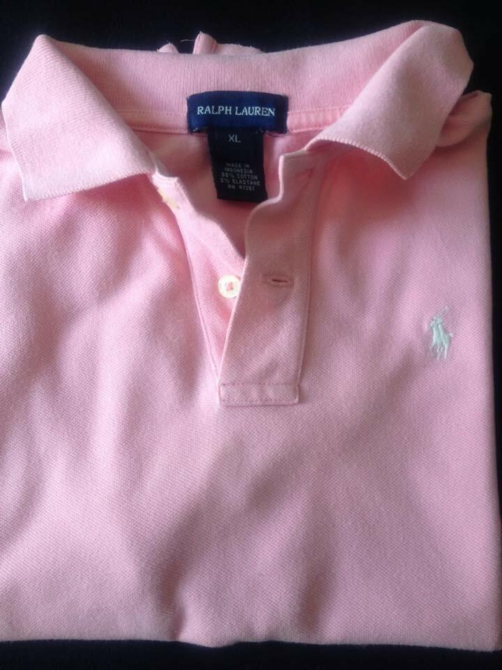 0df722f4bc304 Camisa Polo marca RALPH LAUREN - ORIGINAL - TAMANHO XL - Para meninas a  partir de 12 anos - INFANTIL - Corte para criança