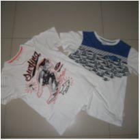 dupla de camisetas Alakazoo! - 12 anos - Alakazoo!
