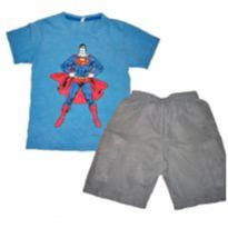 duo Super homem - 3 anos - Malwee e Outras