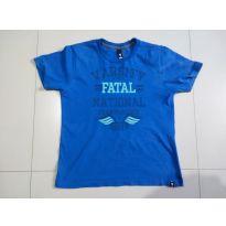 CAMISETA FATAL SURF AZUL - 12 anos - Fatal Surf