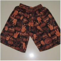 Shorts verão colorido - 4 anos - Não informada