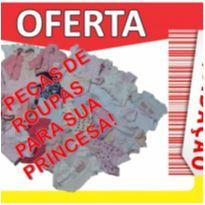 LIQUIDAÇÃO! 45 PEÇAS DE ROUPAS VARIADAS- PROMOÇÃO FIM DE SEMANA - 9 a 12 meses - Variadas