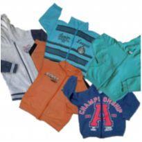 lote 05 blusas de moletom - 4 anos - Rovitex e Malwee  e outras