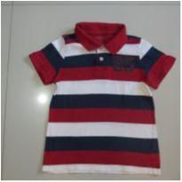 CAMISA POLO - 6 anos - authentic kids