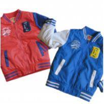 kit com duas jaquetas