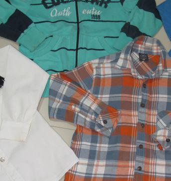lote roupas de frio - 6 anos - Trick Nick