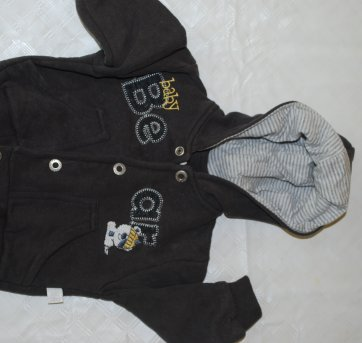 blusa de moleton - 3 meses - Ano Zero