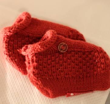 sapatinho vermelho - 13 - Babies