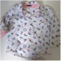 Camisa tema circo - 3 a 6 meses - Grow up