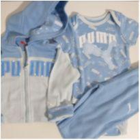 Conjunto Puma - 0 a 3 meses - Puma