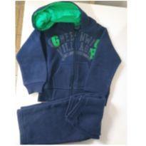 Conjunto Azul - 12 a 18 meses - Vrasalon