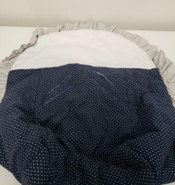 capa para cadeirinha de carro - Sem faixa etaria - Biramar Baby