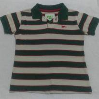 Camiseta Polo - 3 anos - Pool Kids