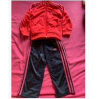 Conjunto agasalho Adidas - 2 anos - Adidas