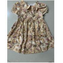 Vestido de ursinhos maravilhoso - 3 anos - Momi