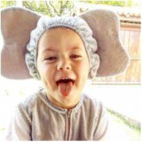Fantasia de Elefante Dumbo - 2 anos - Não informada