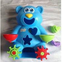 Urso de encaixe - brinquedo de banho - Sem faixa etaria - MARAL