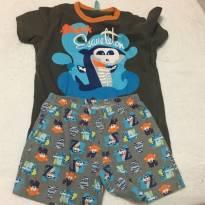 Pijama tubarão puket TAM 4