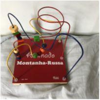 Montanha russa educativa -  - Carlu Brinquedos