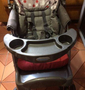 Carrinho de Bebê - Sem faixa etaria - Cosco