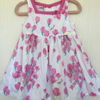Vestido fresquinho - 1 ano - Alphabeto