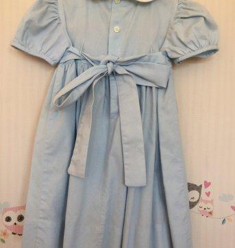 Vestido clássico lindo! - 1 ano - bonita