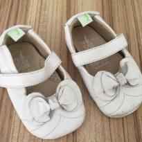 Sapato Branco bem confortável - 16 - Tip Toey Joey