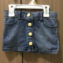 Saia jeans baby GAP - 12 a 18 meses - Baby Gap