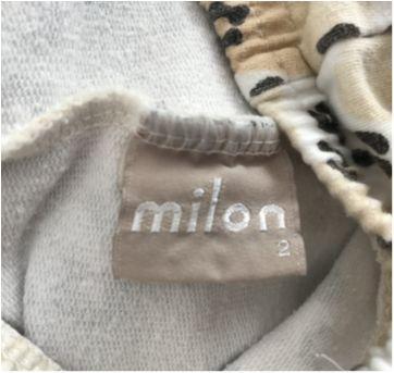 Calça de oncinha Milon - 2 anos - Milon