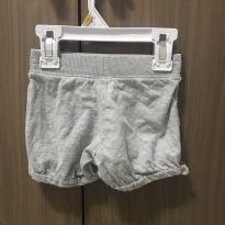 Short cinza - 6 a 9 meses - OshKosh