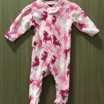 Conjunto lindo para passear calça e blusa - 3 a 6 meses - Bebelândia