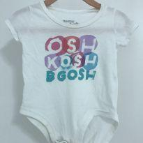 Body letras coloridas - 3 a 6 meses - OshKosh