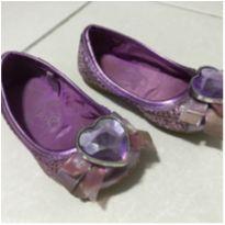Sapato Sapatilha da Sophia - 20 - Disney